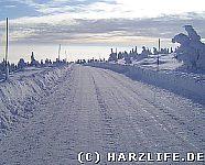 Die Brockenstraße