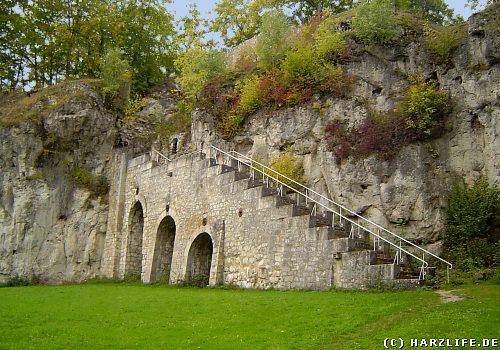 Burgruine Scharzfels