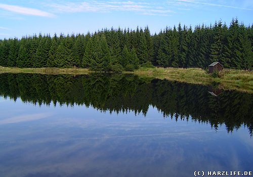 Der Obere Hahnebalzer Teich