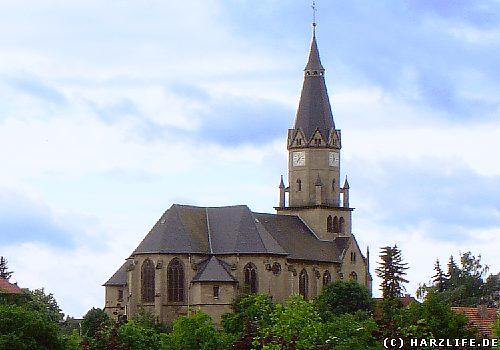 Petri-Pauli-Kirche in Berga