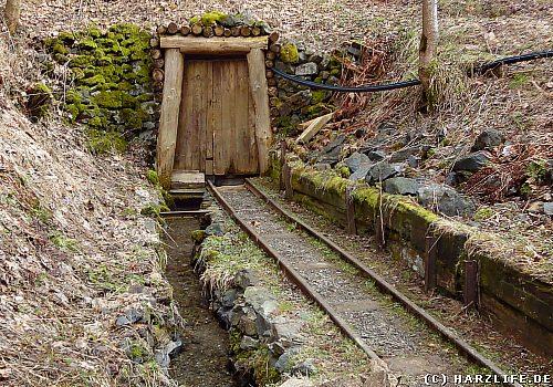 Die Grube Roter Bär in St. Andreasberg