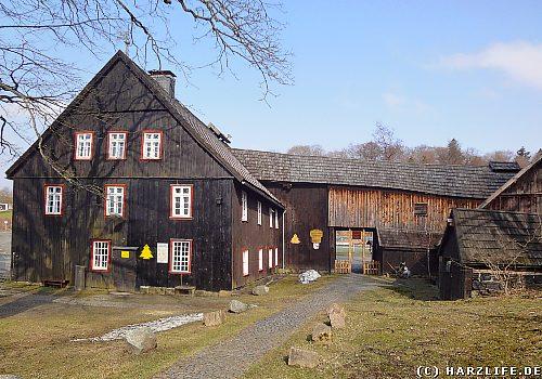 Die Grube Samson in St. Andreasberg