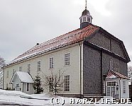Martinikirche im Winter