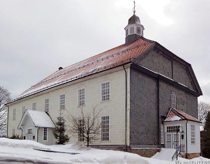 Die Martinikirche in St. Andreasberg