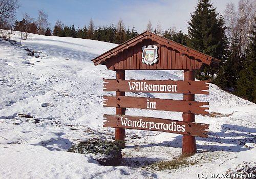 Wanderparadies Harz
