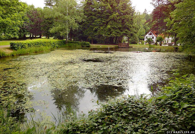 Der Dr.-Kremser-Park in Sülzhayn
