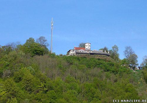 Der Hausberg in Bad Lauterberg