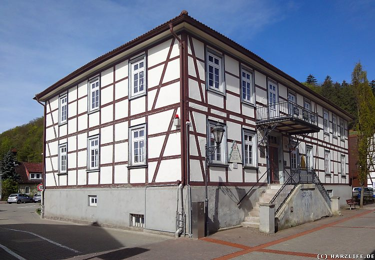 Das Heimatmuseum in Bad Lauterberg