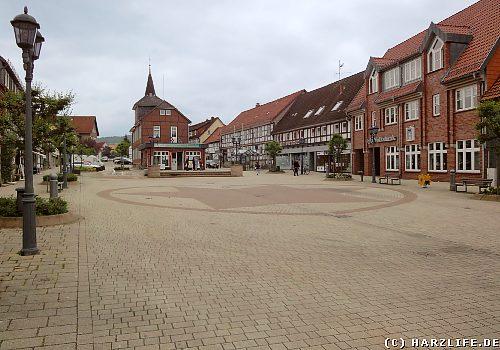 Marktplatz in Herzberg