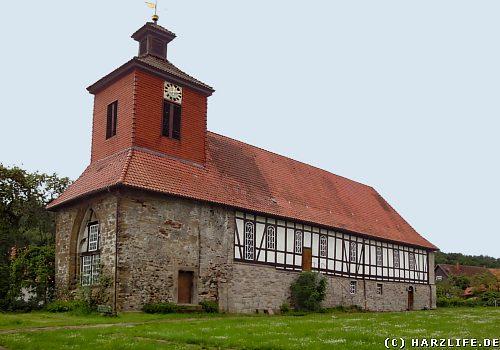 Pöhlde - Johannes-Servatius-Kirche