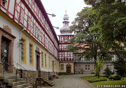 Herzberg - Schloß