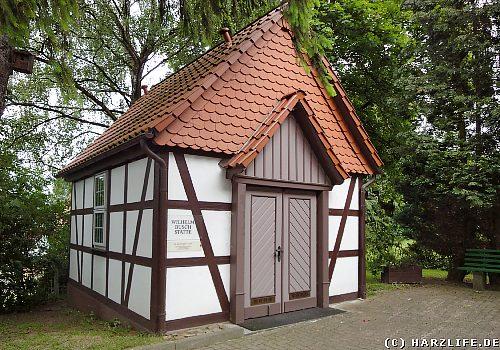 Die Wilhelm-Busch-Stätte in Hattorf