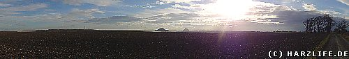Das Mansfelder Land